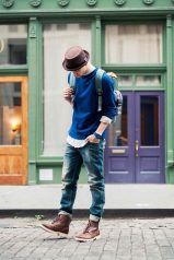 Inspiring wear shoes with jeans (4)