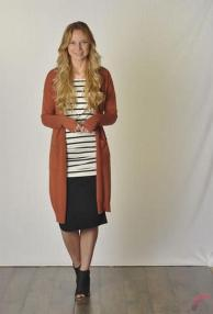Women cardigan outfit (3)