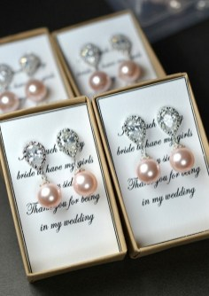 Earrings diamond wedding brides (27)