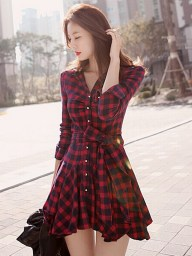 Ways to wear flanel for women (101)