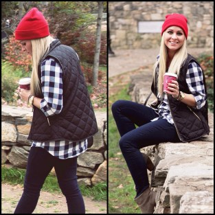 Ways to wear flanel for women (108)