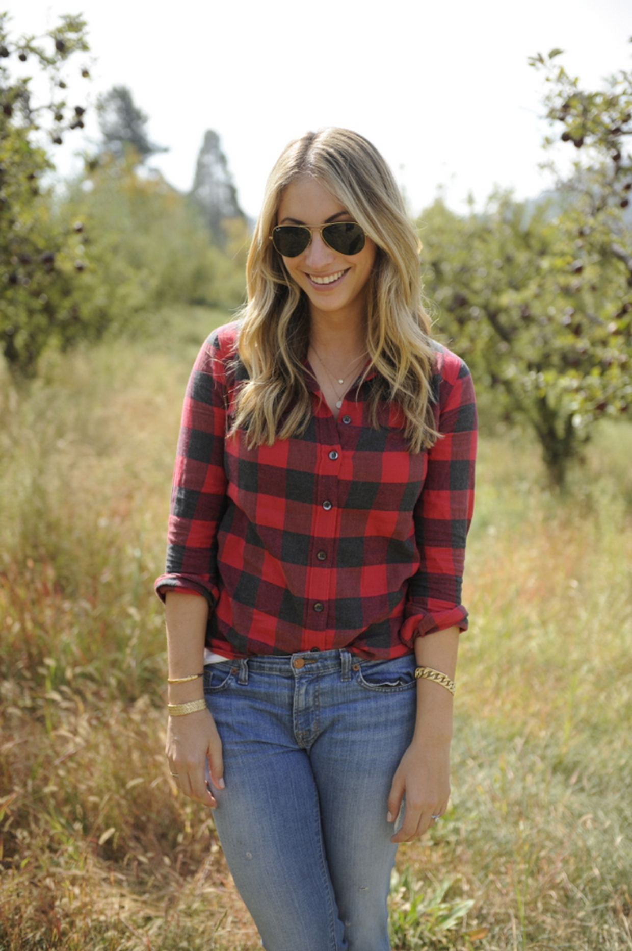 Ways to wear flanel for women (37)
