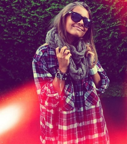 Ways to wear flanel for women (47)