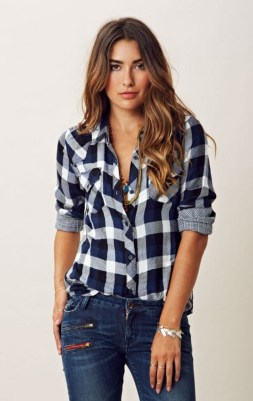 Ways to wear flanel for women (85)