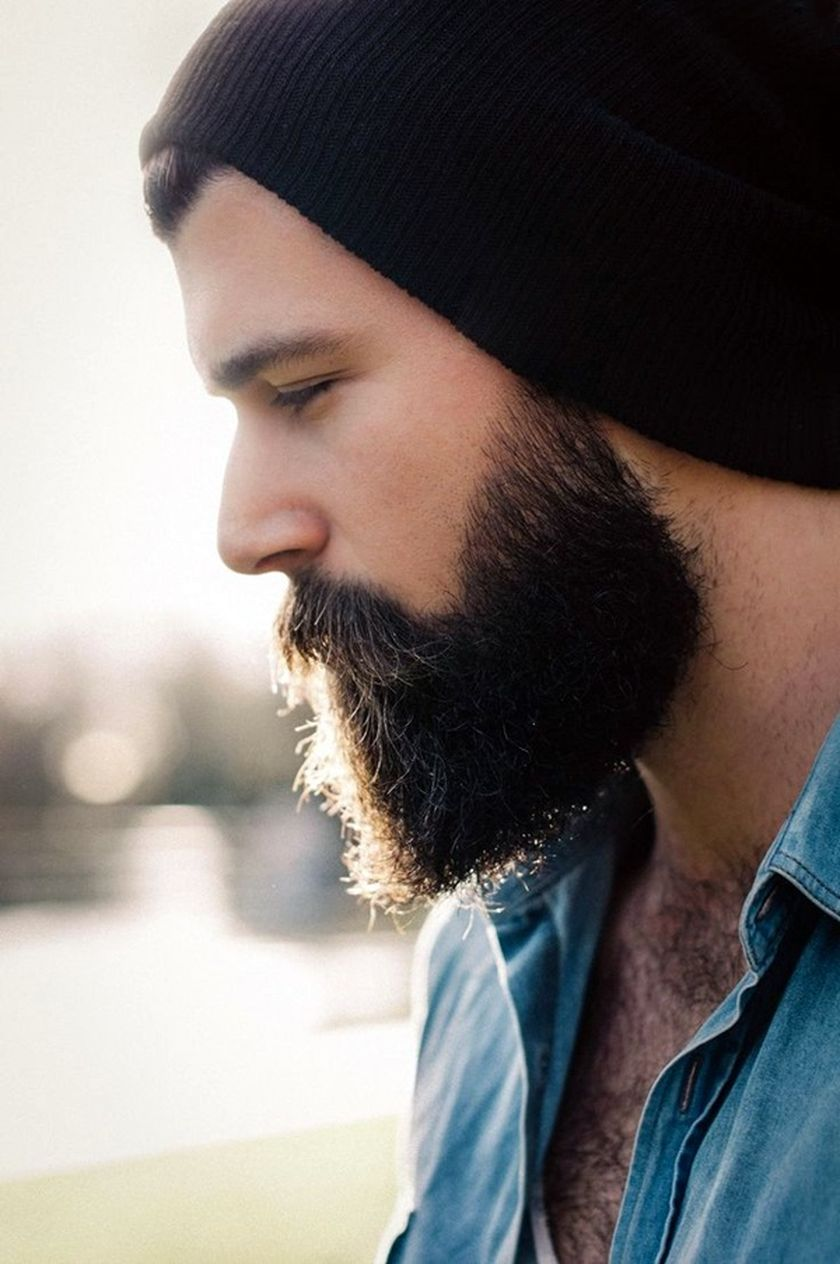 Best men short beard and mustache style 38