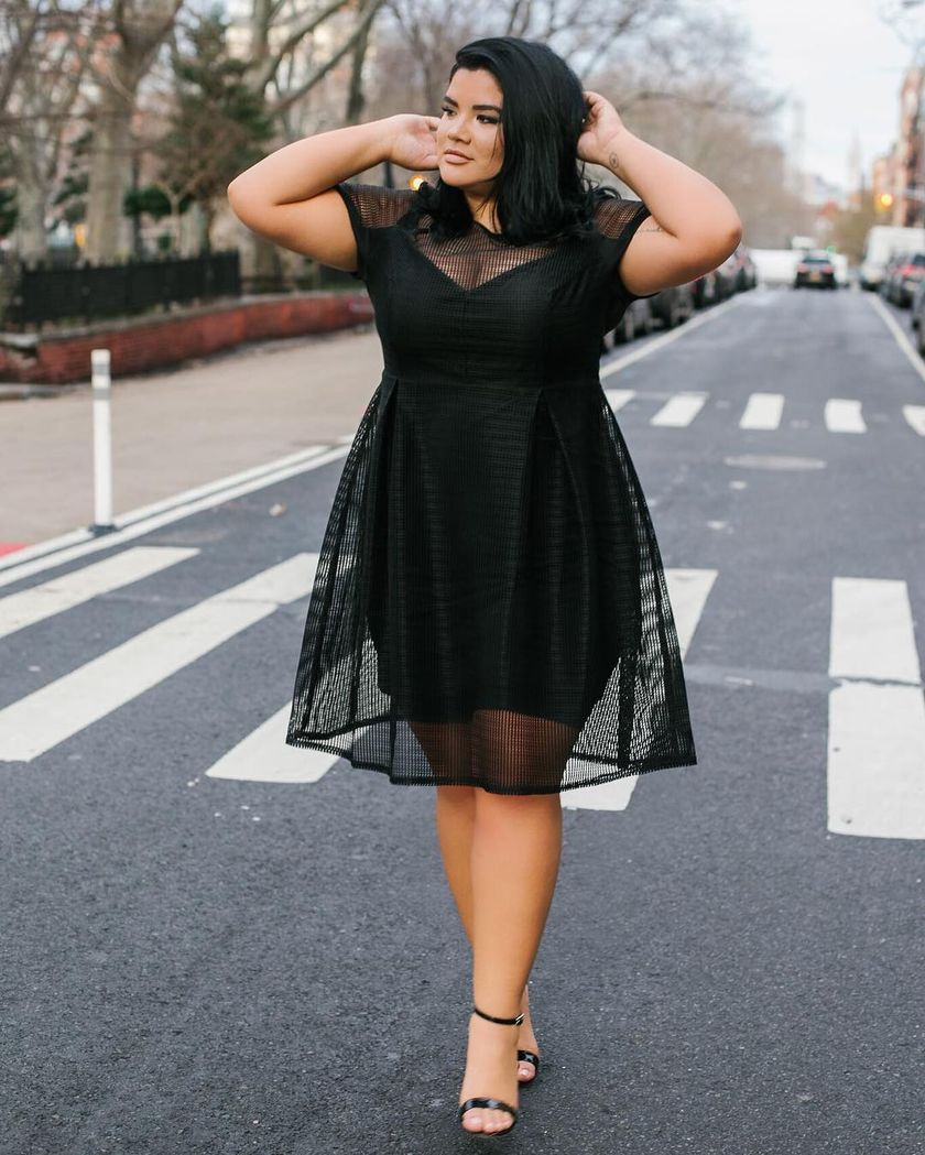 Best summer 2017 outfit for plus size 13