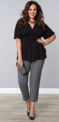 Best summer 2017 outfit for plus size 43
