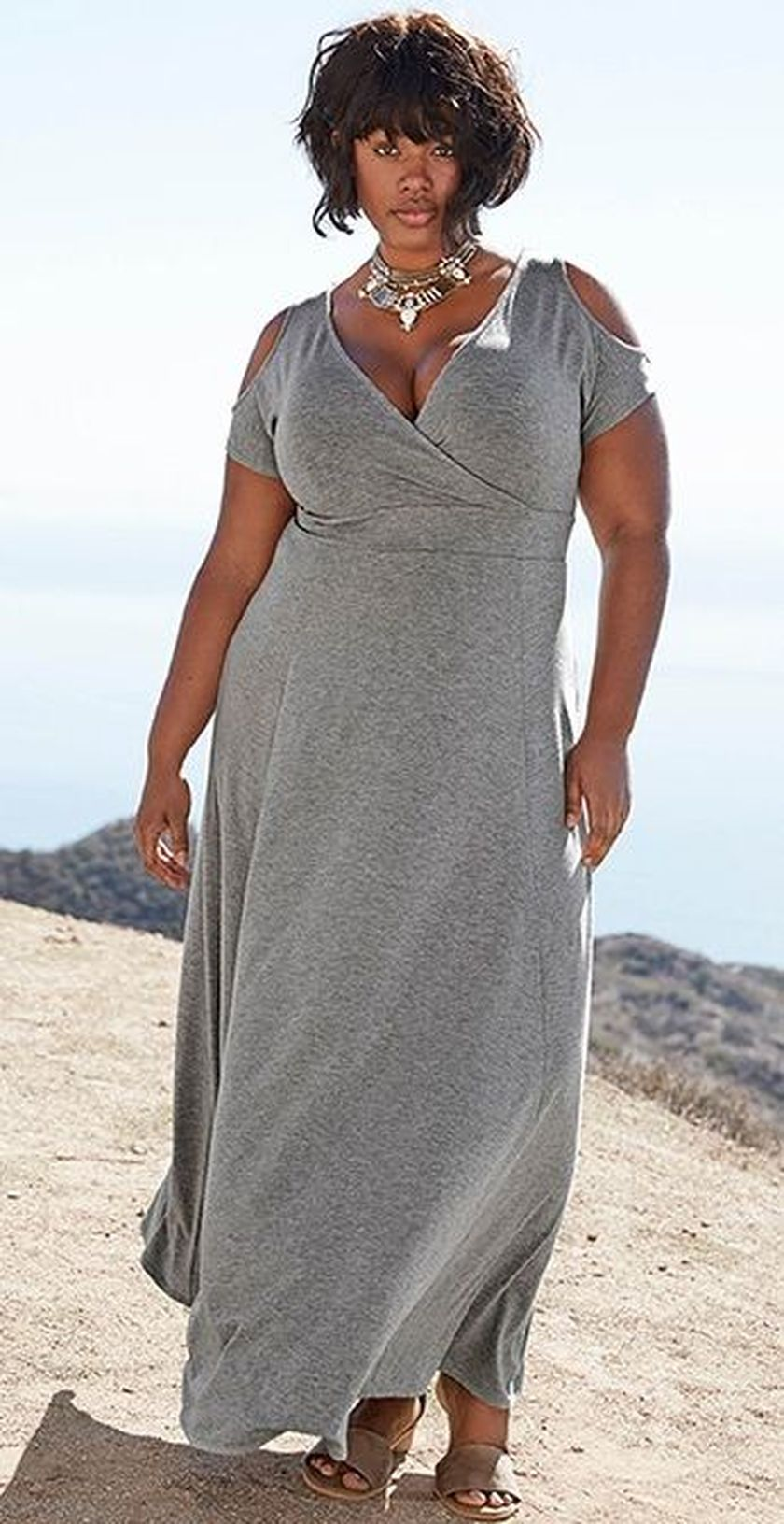 Best summer 2017 outfit for plus size 55