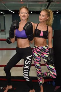 Celebrity workout style 4