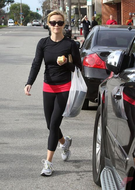 Celebrity workout style 54