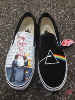 Custom painted vans shoes 69