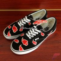 Custom painted vans shoes 71
