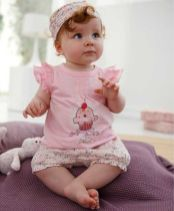 Cutest baby girl clothes outfit 20