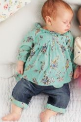 Cutest baby girl clothes outfit 77