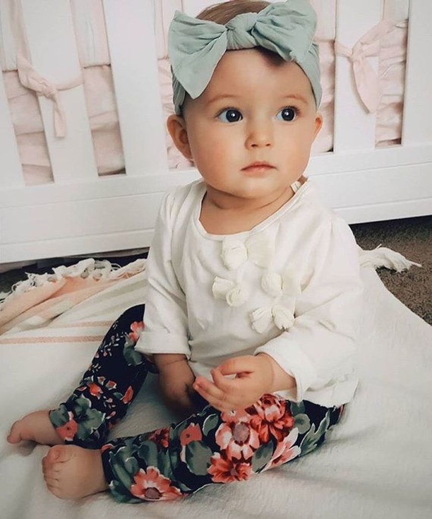 Cutest baby girl clothes outfit 78