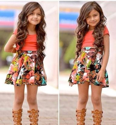Cutest baby girl clothes outfit 85