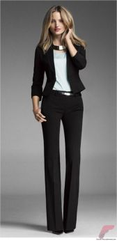 Dress pants for work business professional 47