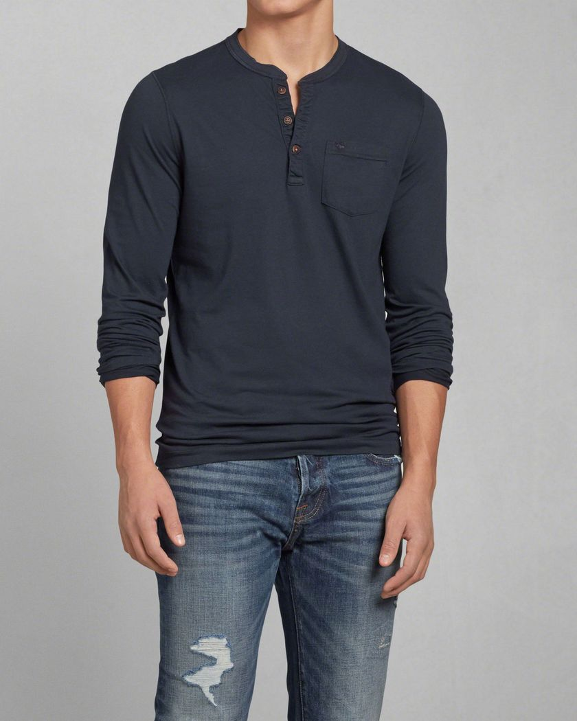 Henleys shirt for men 5