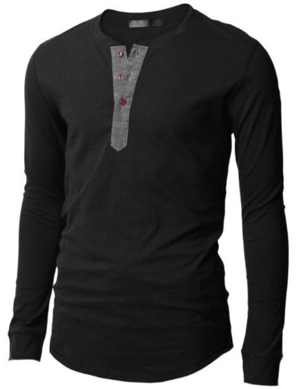 Henleys shirt for men 67
