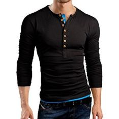 Henleys shirt for men 8