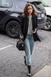 High waisted jeans outfit style 66