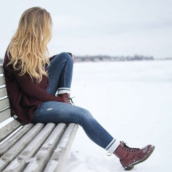 Ideas how to wear timberland boots for girl 1