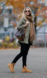 Ideas how to wear timberland boots for girl 13