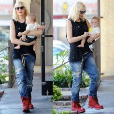 Ideas how to wear timberland boots for girl 9