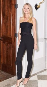 Jumpsuits strapless outfit 60