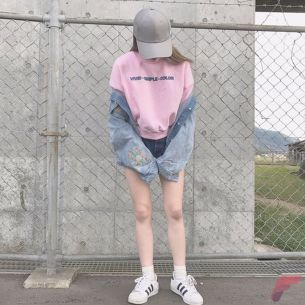 Korean kpop ulzzang summer fashions 63