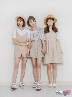 Korean kpop ulzzang summer fashions 76