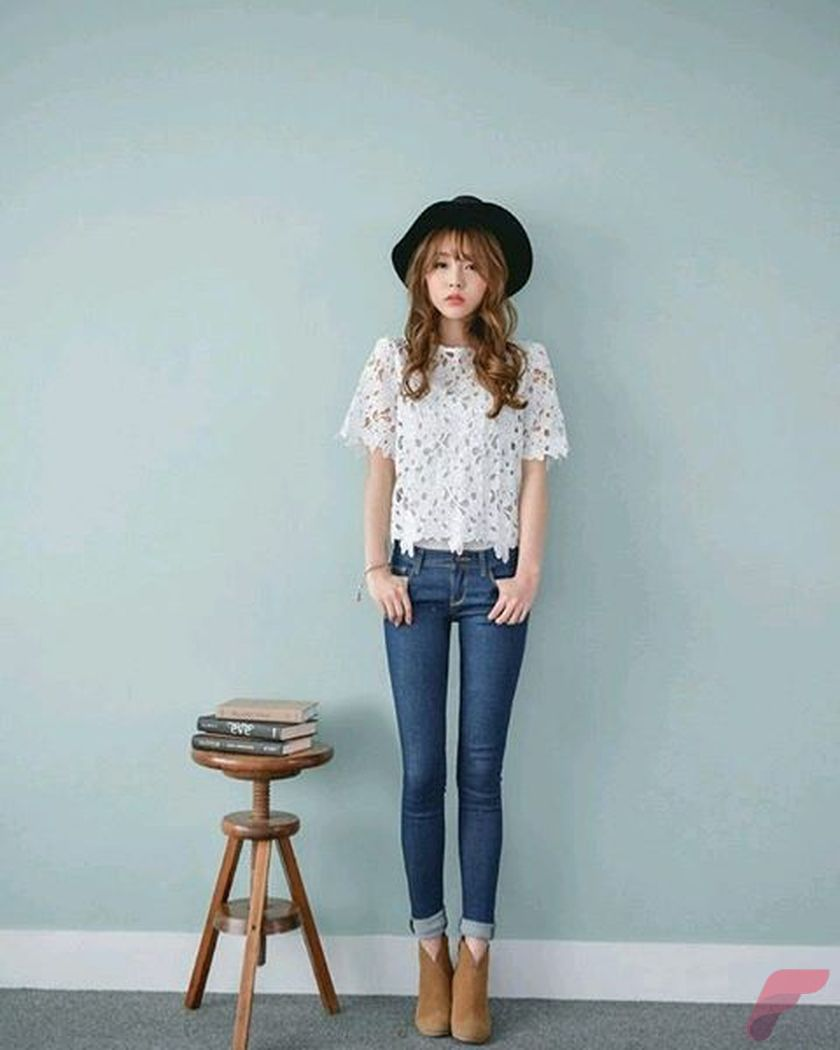 Korean kpop ulzzang summer fashions 92