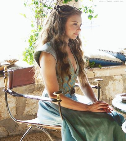 Margaery tyrell game of thrones dress costume 1