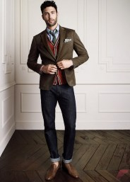 Men sport coat with jeans (102)