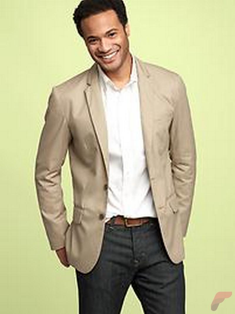 Men sport coat with jeans (109)