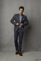 Men sport coat with jeans (134)