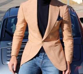 Men sport coat with jeans (137)