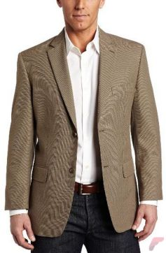 Men sport coat with jeans (140)