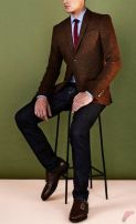 Men sport coat with jeans (38)