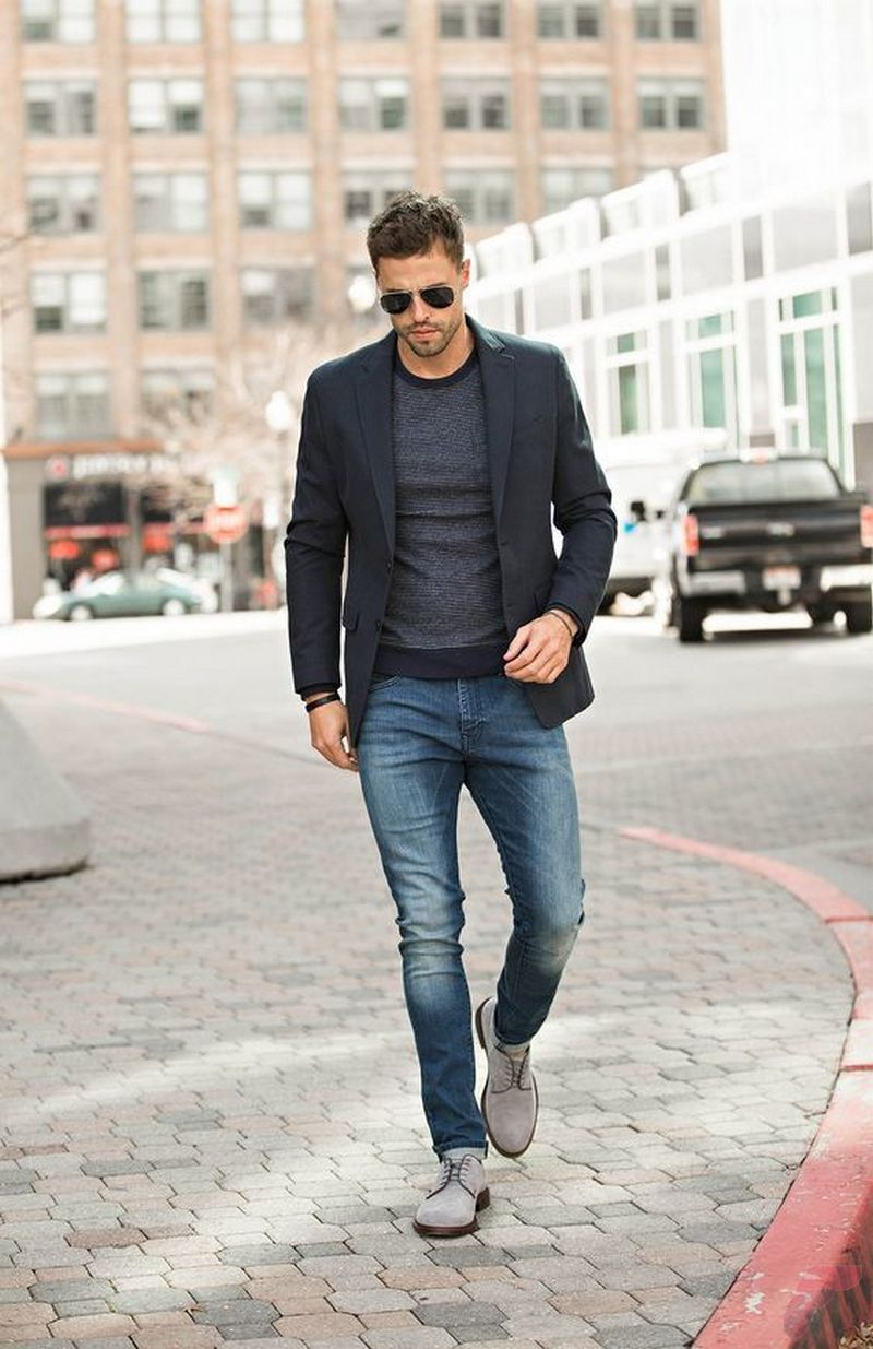 Men sport coat with jeans (42)