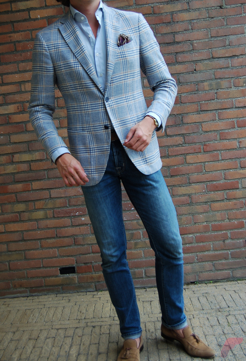 Men sport coat with jeans (44)