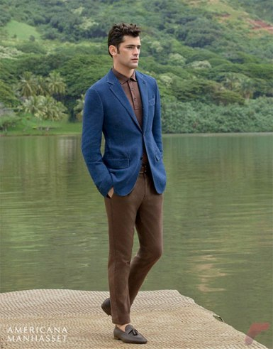 Men sport coat with jeans (76)