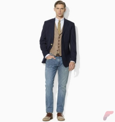 Guide for Men Who Wants to Wear Sport Coat with Jeans - Fashion Best