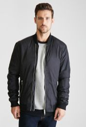 Top best model men bomber jacket outfit 113