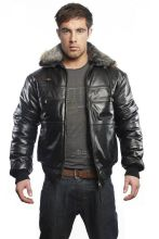 Top best model men bomber jacket outfit 19