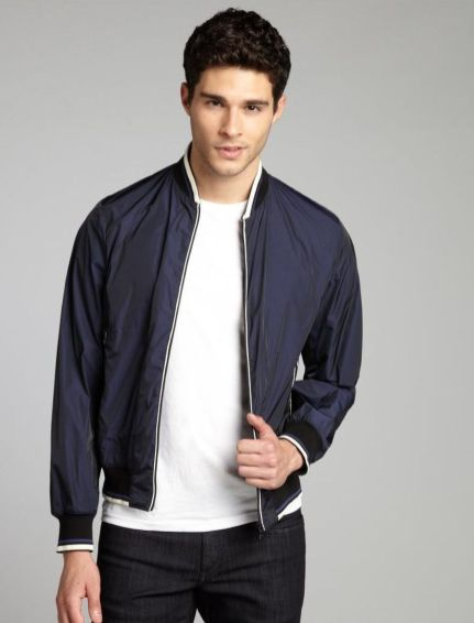 Top best model men bomber jacket outfit 41