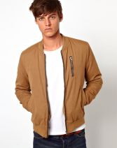 Top best model men bomber jacket outfit 46