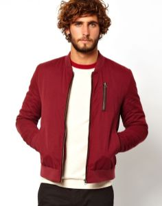 Top best model men bomber jacket outfit 55