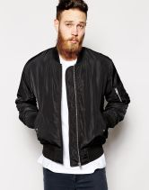 Top best model men bomber jacket outfit 64