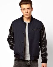 Top best model men bomber jacket outfit 84